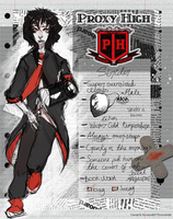 .:Strider Proxy High Student ID:. by isswa