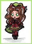 Chibi request for Cain11 by xragdollqueen