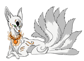 Adult Kumiho. by CremexButter