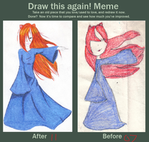 Before and After Meme by MasterGDMFTobi
