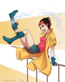 Jubilee - X-Men by FindChaos