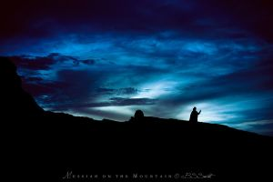 Messiah on the Mountain by novelhill