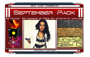 GT's September Resource Pack by Gfx-Turf