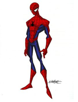 spiderman by RM73