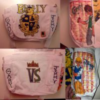 Bully Bag W.I.P (UPDATE) by SweetlyAddicted
