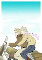 Ridin' Russian by JiraiyasLover