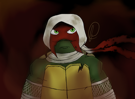 Spirit Quest Raph by FaithfulWhispers
