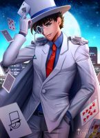 Kaito Kid by LONEOLD