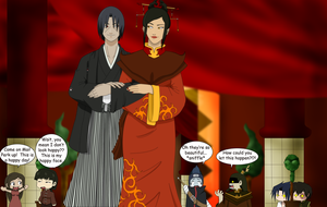 Itazula: The Wedding by SractheNinja