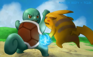 PokeBattle! by Monsieur-Beefy