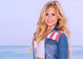 Demi lovato photo edit  by Musicislove12