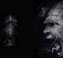 Hellraiser - drawing on paper by masiani