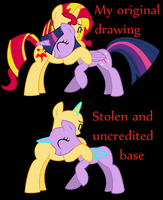 Art Theft is Magic by SJArt117