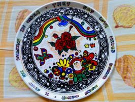 Plate Design by imyongyong