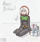 A Rogue Birthday by Toadychan