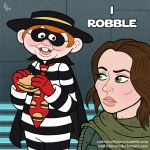 I Robble by StudioBueno