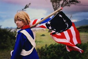 APH: Revolutionary America 7 by J-JoCosplay