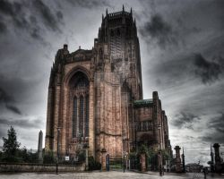 Liverpool Anglican Cathedral by TaoBoogie