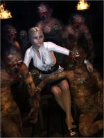 Me and my demons by JenniSjoberg