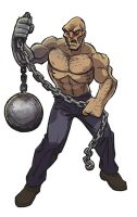 The Absorbing Man by jimmymcwicked