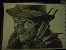 Freddy krueger by crobe98