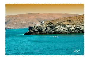 Cyclades III by Sphongled