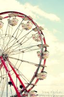 Ferris Wheel by JeneeMathes