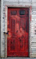 The Red Door by EarendilTheMariner