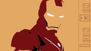 Iron Man - Outlined by Roach97