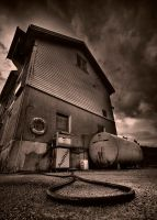 Old Fuel by Mizth