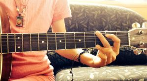 'G' for Guitar by shaina4