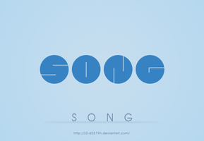 SONG logo by 32-D3519N