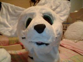 The Head IS DONE XD ! by AloraandDamine