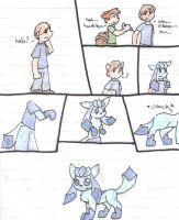 Glaceon Tf by VulpineKeyblader