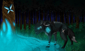Lost In Darkness by Luna-Wolf-28