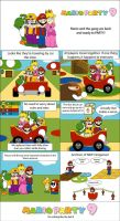 Mario Party 9 by T-3000