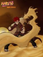Sabaku no Gaara by Demon-Kid