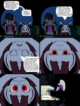 Clearing the Sm0k3 Page 6 (Tumblr) by SDSilva94