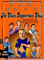 THE ELLUM DEGENERATES SHOW by tmarried