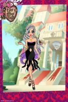 Ever After High Oc: Everglade Sea by misfitkittyrawr