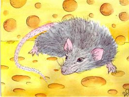 mouse by Miriele