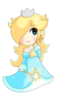 Rosalina P: by dragonfire-527