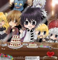Death Note - Window Shopping by Krazy-Chibi