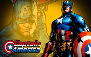 Captain America - Marvel vs Capcom by Superman8193