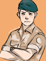 military!John Watson by punkypeggy