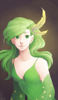 Rydia by medli
