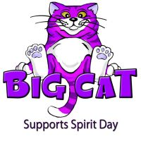 Big Cat Supports Spirit by bigcatdesigns