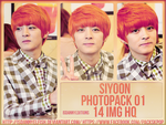 Siyoon (A-PRINCE) - PHOTOPACK#01 by JeffvinyTwilight