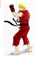 KEN LEGENDARY by LM-Ilustraciones