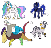 Equestria Elite by Arcticwaters